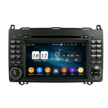 Mercedes A-W169 2005-2011 radio android