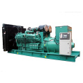 Large Power Diesel Generators Powered by MTU