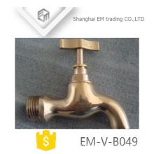 EM-V-B049 Hochwertiger Polier-Messingbibcock für Europa