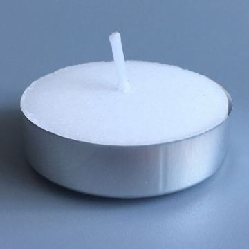 Tealight Lilin Round Unscented dalam Bulk