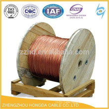 Bare Copper Earth Wire