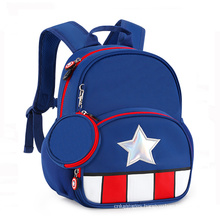 Boy Girls Mini Backpack Cute Cartoon Shoulder School Bags Toddler Cartoon Backpack Kids