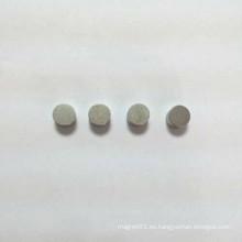 Imán de AlNiCo del cilindro permanente de la tierra rara con RoHS (AlNiCo5)