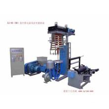 Lifting HDPE LDPE Film Blowing Machine
