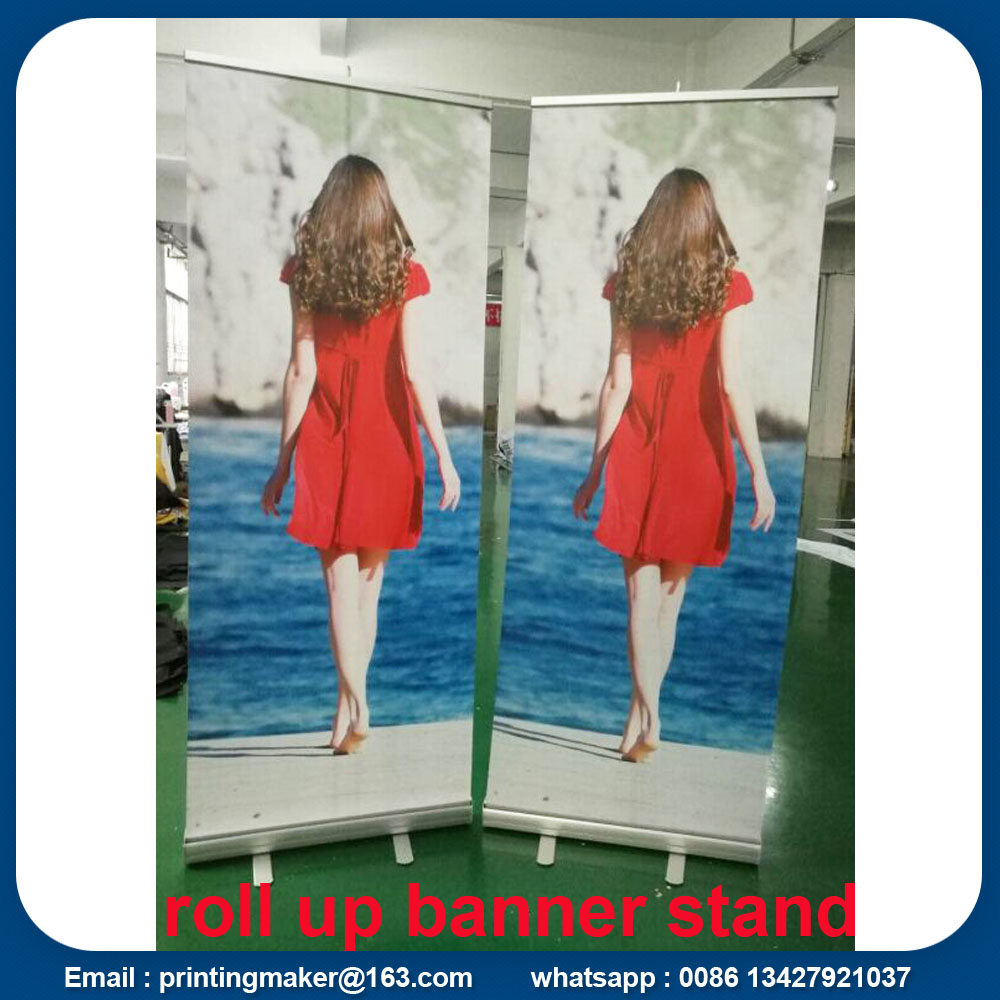 Aluminum Pull Up Banner