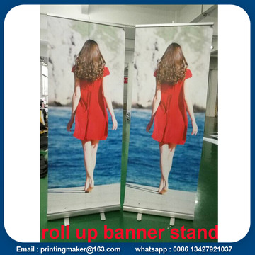 Aluminium Pull Up Messe Banner