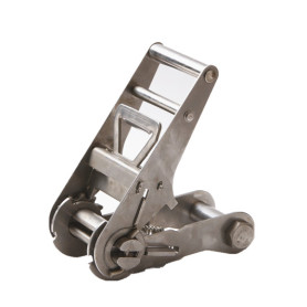 "3 ""Heavy Duty 304 Stainless Steel Ratchet Buckle"