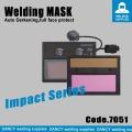 Auto darkening welding filter Code.7036
