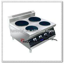 K459 Counter Top Electric 4 Hot Plate Artículos de cocina