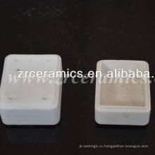 al2o3 99,5 прямоугольник керамический тигель