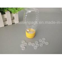 Válvula de silicone para plástico espremer garrafa Flip Cap (PPC-SCV-16)