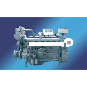 Customized for Inboard Marine Engines Supply Cheap 4 stroke Water-cooled Direct Injection 80-225kw/Ricardo R105 Marine Engine export to Cote D'Ivoire Factory