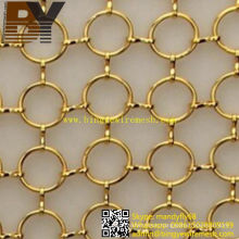 Ring Metal Curtain for Coffee Hose or Hall Curtain