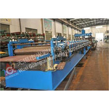 Currugated Roof Gutter Steel Culvert Roll Forming Machine S