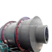 Small Three Cylinder Rotary Drum Sand Dryer Machines