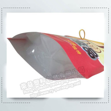 Cake Stand up Ziplock Packing Pouch