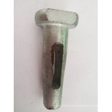 carbon steel dowel pin, lock pin with nonstandard head