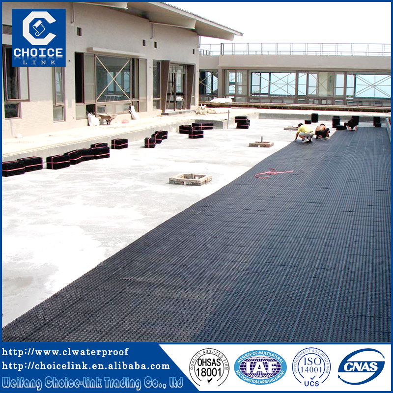 for residential waterproof dimple drainage board