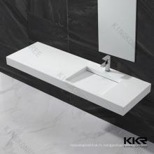 Lavabos et éviers de luxe espagnols / évier en pierre solide surface acrylique