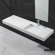 Spanish luxury wash basins and sinks/ acrylic solid surface stone sink
