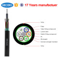 20 años de fibra óptica de suministro de fábrica de bajo precio GYTS cable de alimentación