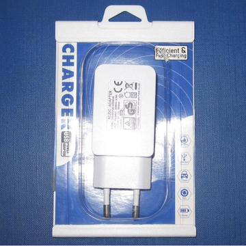 Blister USB Cargador 1A 2A 3A