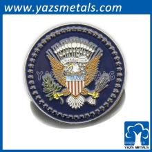 Poupées de revers pour les badges du président des États-Unis
