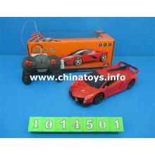 2016 Billig Kunststoff 4-CH Fernbedienung Auto Spielzeug (1014501)