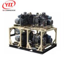 Lâminas de alta pressão do compressor da turbina de gás de 17CFM 4988PSI Hengda