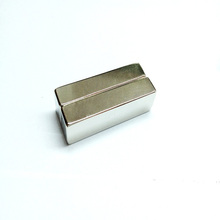 High Performance Block Permanent Magnet for The Motor