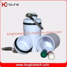 High Quality Plastic Mini Pill Box (KL-9053)