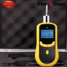 Detector de gas de CO2 de dióxido de carbono de mano digital con bomba