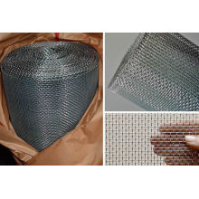 Square Galvanized Iron Netting for Window Screen