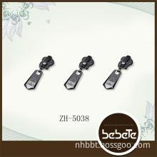 Practical and high quality antique brass zipper slider