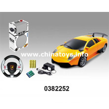 1: 24 4-CH carro de controle remoto RC carro brinquedos (0382252)
