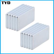 Permanent Starker Standard Neodym Block Block Grade N35