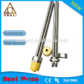 Tubular electric heating elements, water heating elements