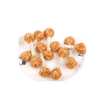 dog treats chicken dumbbells pet snacks
