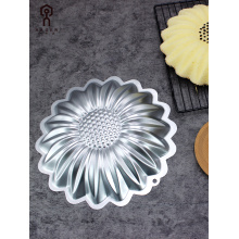 Aluminium Alloy Sunflower Cake Pan