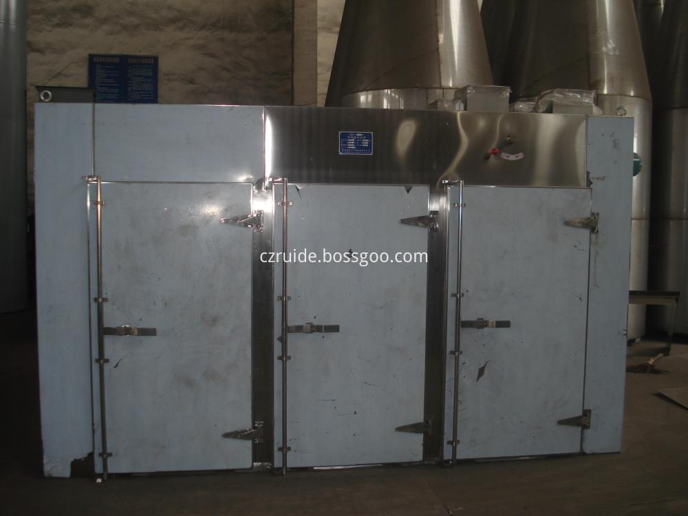 Hot Air Ciculation Dryer for Medicine Raw Material