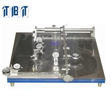 Máquina de prueba de rectitud y rectitud de cerámica