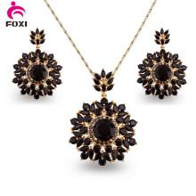 Cheap New Arrival Fashion Necklace Ensemble de bijoux en boucle d'oreille