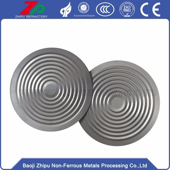 Stainless steel 316L diaphragm for pressure sensors