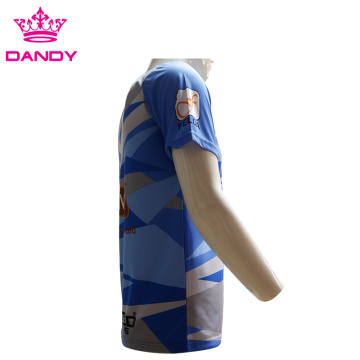 Personnalisable Sublimated Rugby Shirts