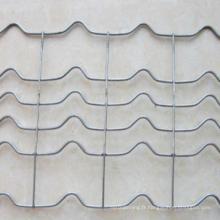 Usine fournissant la précision de filtrage 2-100 microns grillage fritté