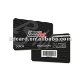 Barcode membership discount Card