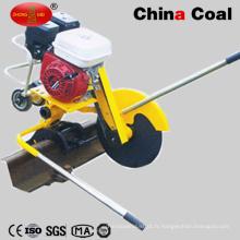 Coupeur de rail abrasif de combustion interne de la Chine Nqg-9