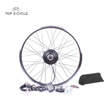 DIY /Front wheel electric bicycle conversion kit china for bangladesh market