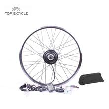 DIY /Front wheel electric bicycle conversion kit china for bangladesh market