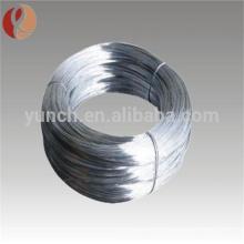 Fil de molybdène pur / fil de pulvérisation thermique Tafa 13T / Sulzer Metco Sprabond